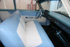 1963 Ford 300 Before